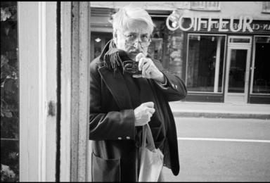 Auto Retrato em Paris.